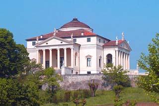 Vicenza, Villa Capra La Rotonda di Andrea Palladio