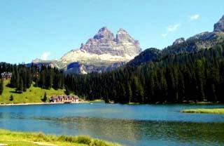 Lago Misurina