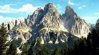 Cortina, Monte Cristal